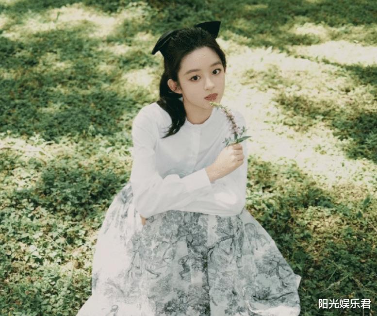 楊冪旗下14歲童星出演新版趙靈兒,她或許會成為下一代頂流-圖10