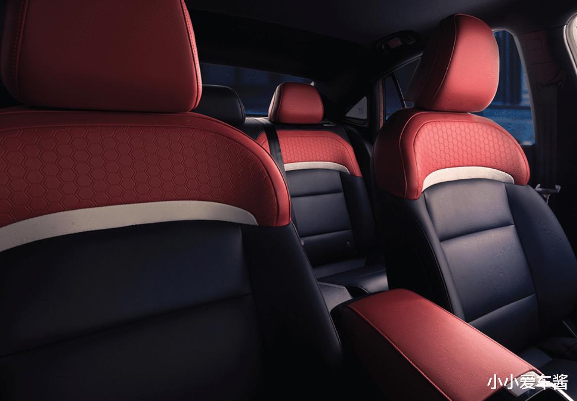 緊湊型傢轎中的新王者,標配多層隔音玻璃,搭1.5T,頂配不足十萬-圖9