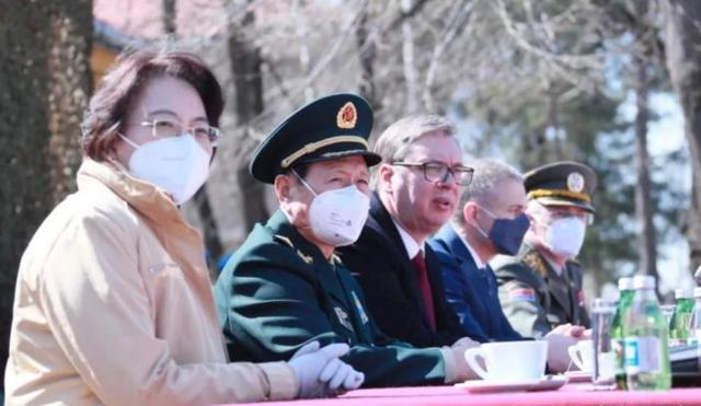 美媒百思不得其解,塞爾維亞為何如此愛中國?武契奇一語挑明-圖2