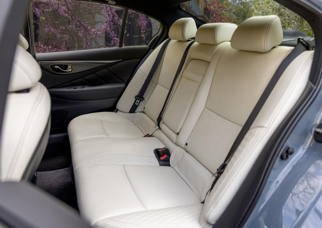 新款英菲尼迪Q50發佈,造型優雅大氣,約合人民幣27萬起售-圖3