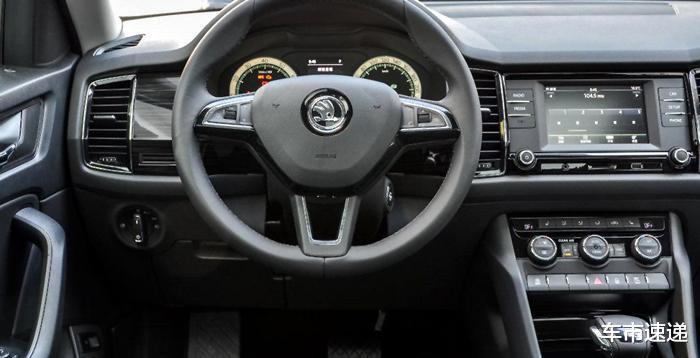 上月三車總銷量隻有349臺,啥原因讓消費者遠離斯柯達SUV-圖2