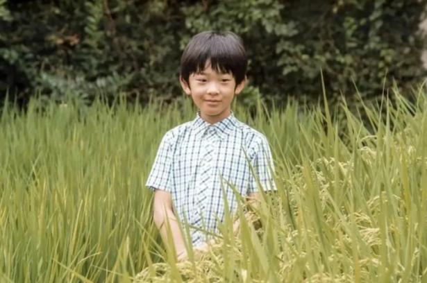 日本皇室唯一獨苗15歲瞭,瞇瞇眼一副憨憨像,比香腸嘴提幫功懂事-圖4