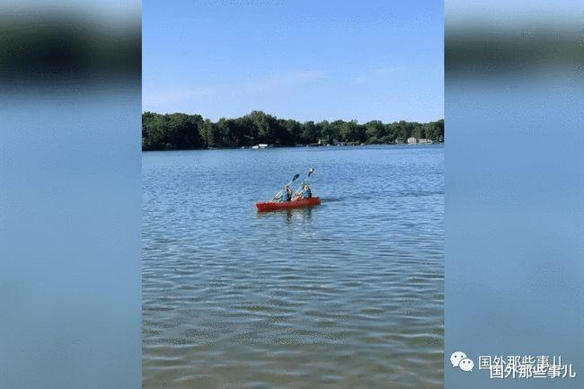 美國一湖中浮著一具女屍,為23歲中國女留學生-圖3