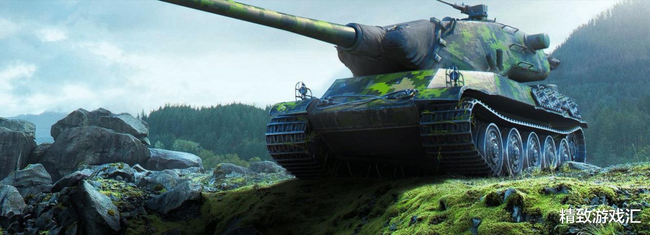 《坦克世界》個人不推薦,現在什麼重戰車不行,不用和我提-7-圖3