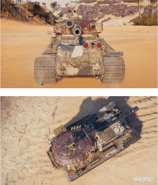 《坦克世界》個人不推薦,現在什麼重戰車不行,不用和我提-7-圖4
