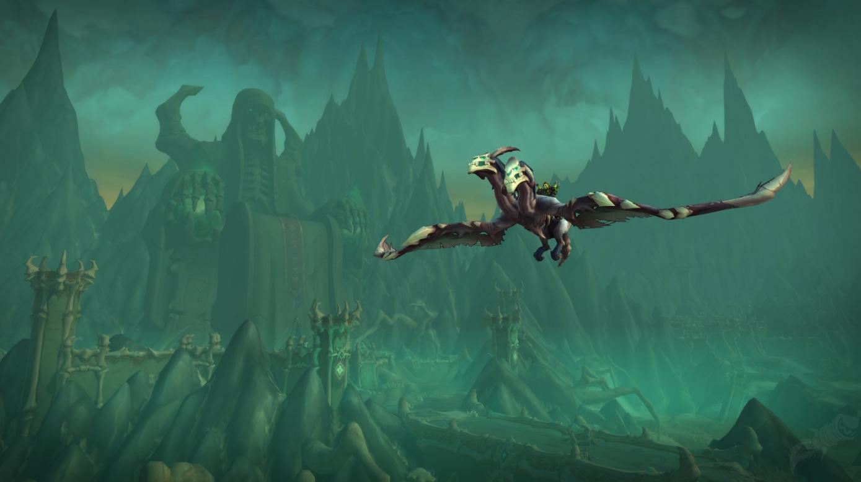 魔獸世界:9.1內容預覽 解鎖飛行 希爾瓦娜斯進本-圖5