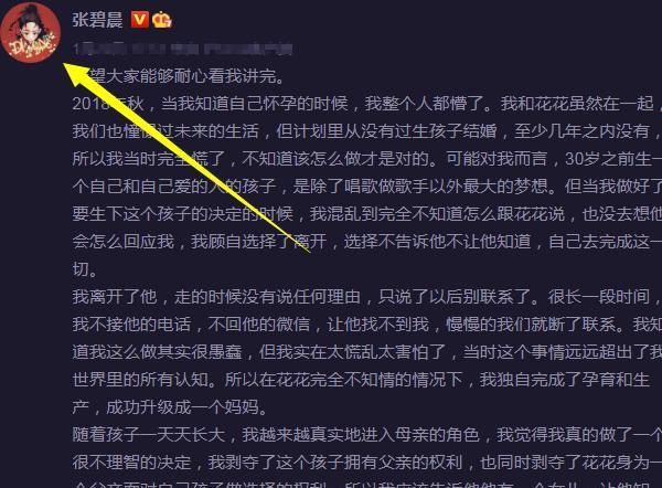 華晨宇剛過31歲生日,張碧晨就上傳女兒頭像,和花花如復制粘貼-圖4