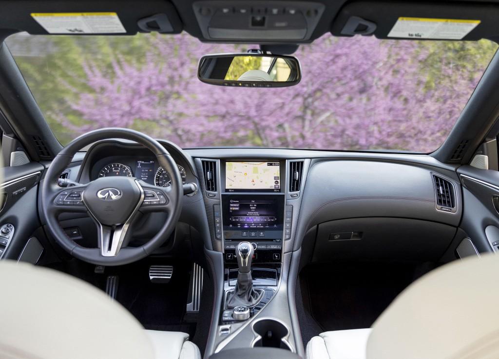 新款英菲尼迪Q50發佈,造型優雅大氣,約合人民幣27萬起售-圖2