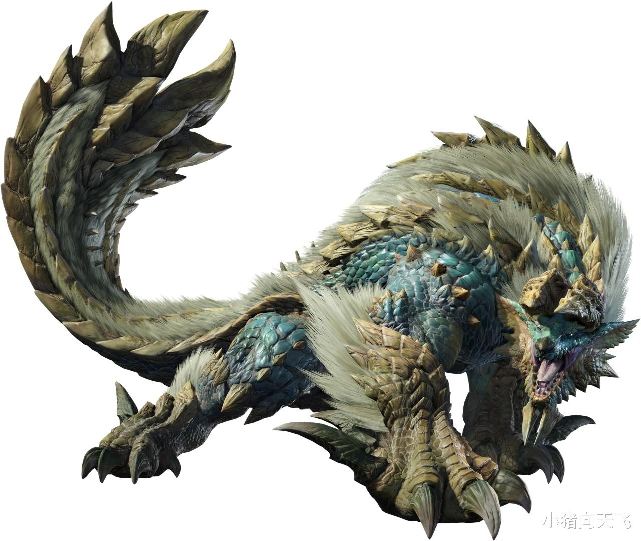 萬人票選《怪物獵人系列》人氣排行「雷狼龍」登頂-圖3