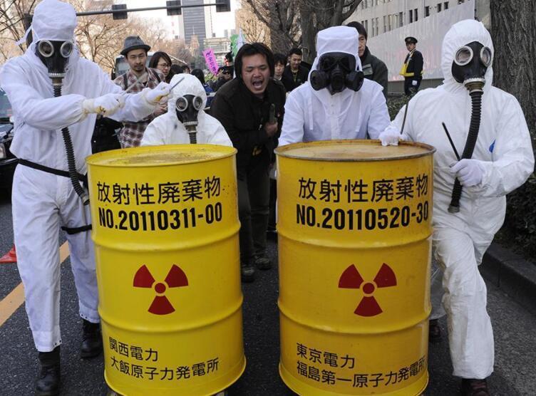 日本核廢水確定入海,西方國傢先沉默後支持,背後目的意味深長-圖3