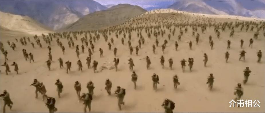 印度國寶級演員執導並主演抗中神劇:《加勒萬河谷》,一個印度兵可以打上萬人!