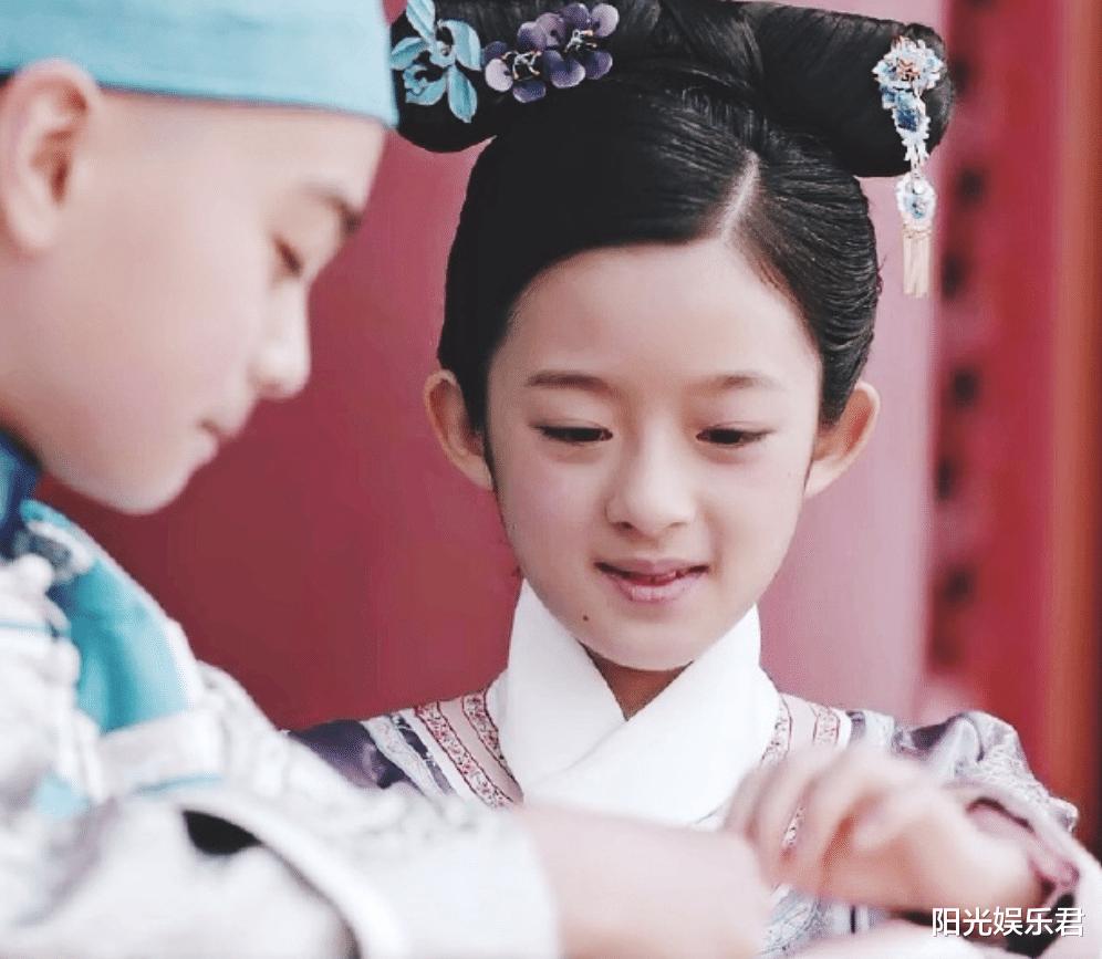 楊冪旗下14歲童星出演新版趙靈兒,她或許會成為下一代頂流-圖7