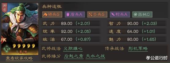 三國志戰略版:「一個把三戰玩成塔防的男人」sp袁紹專題攻略-圖3