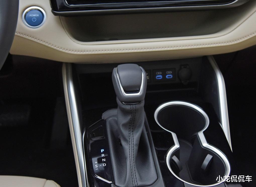 第四代豐田漢蘭達來襲,外觀大氣,油耗6.1L,有望7月上市-圖7