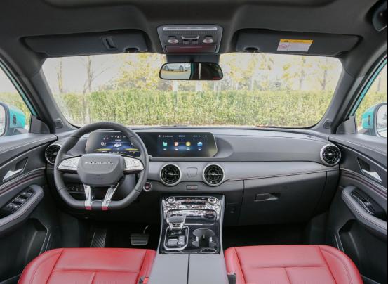 """東風造出""""顏值帝"""",號稱世界第二好看SUV,197馬力,10.49萬起-圖3"""