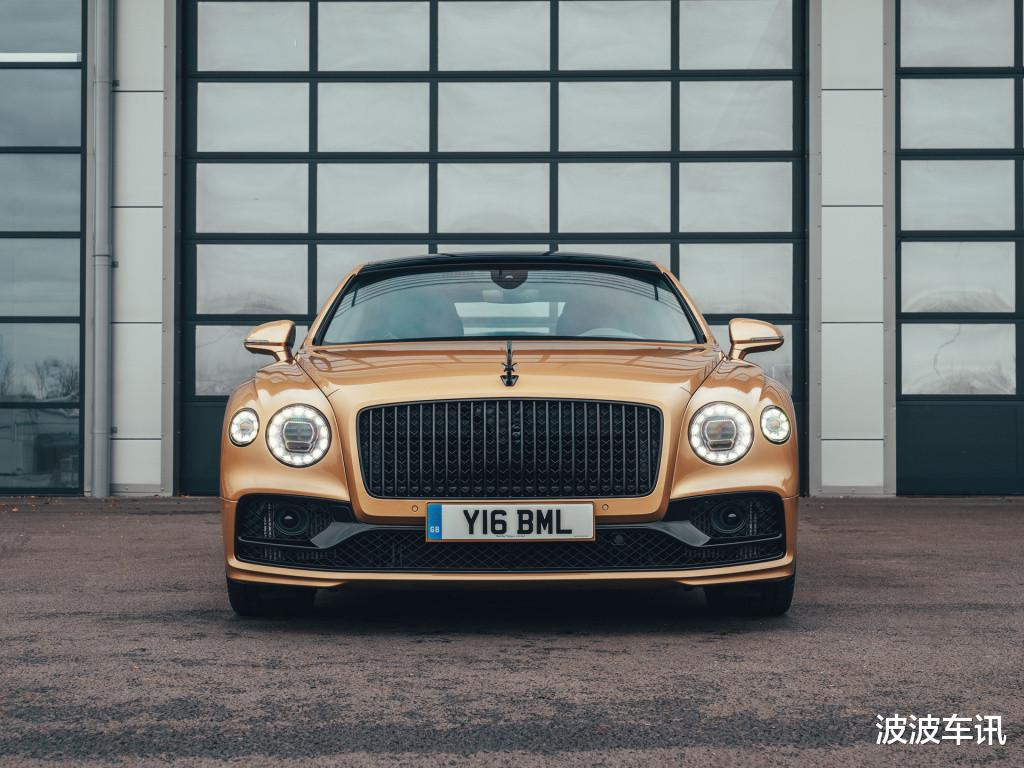 全新賓利飛馳V8車型售價公佈,售價251.80萬元-圖3