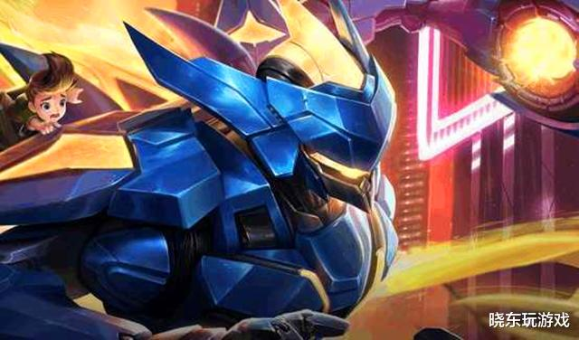 王者荣耀:典韦披上铁甲,玩家吐槽是个缝合怪,有太多别人的影子
