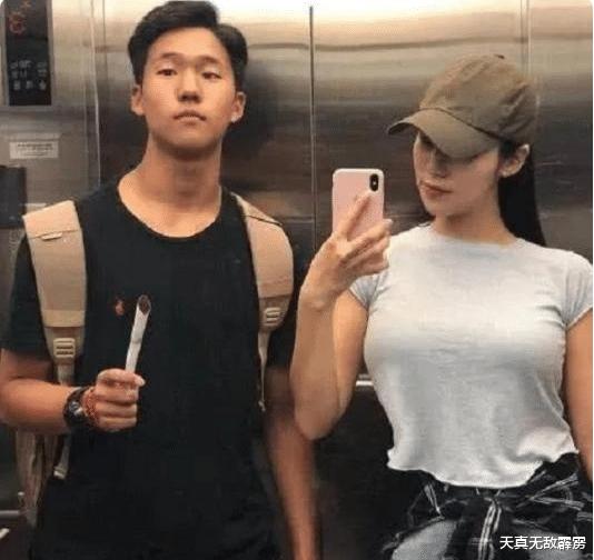 韓國38歲健身美女,撩走25歲小鮮肉男友,網友:換我,也願意被撩