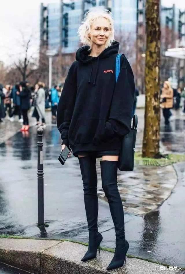 人人都有的「衛衣」,為什麼你穿不出洋氣?問題可能出在細節上