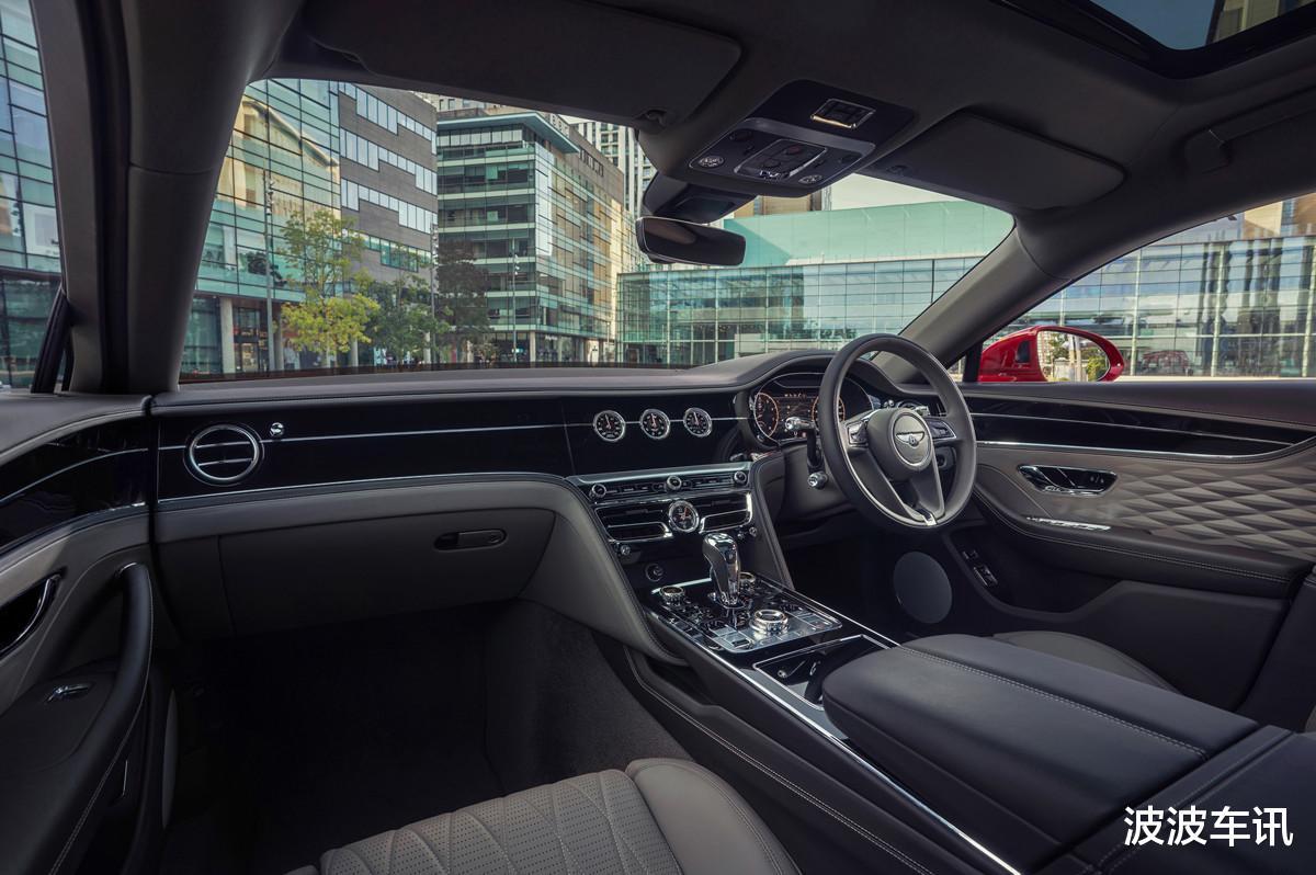 全新賓利飛馳V8車型售價公佈,售價251.80萬元-圖8
