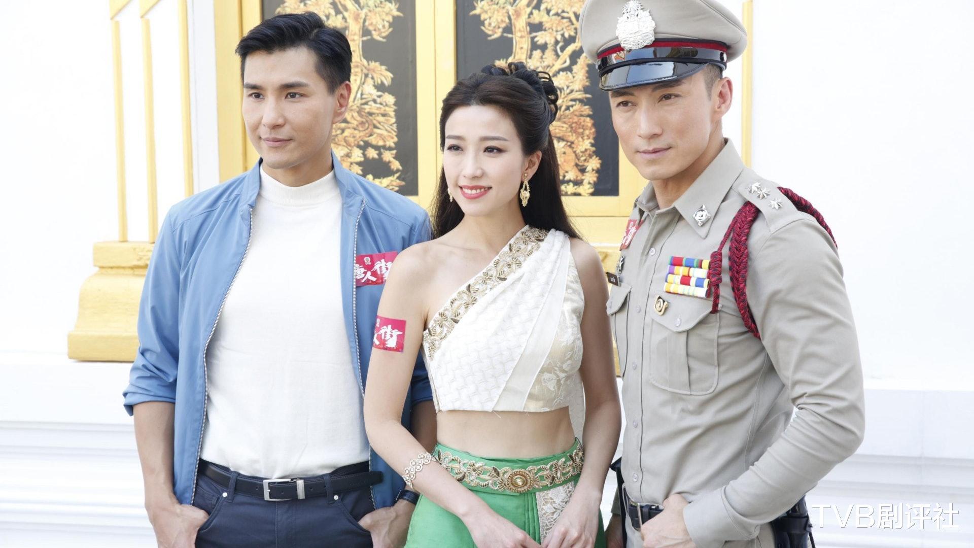 三料視帝陳展鵬,為何突然不被TVB力捧瞭-圖8